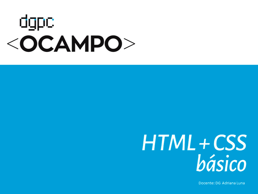 Clase 4 | FTP | HTML5 |