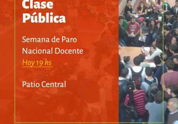 Clase 5   CLASE PÚBLICA  