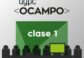 Clase 1 | Bienvenida | Presentación de la Cátedra | 2º cuat. año 2020